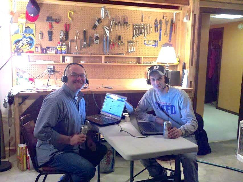 Man Caves Episode Guide : April live from the man cave episode disdads