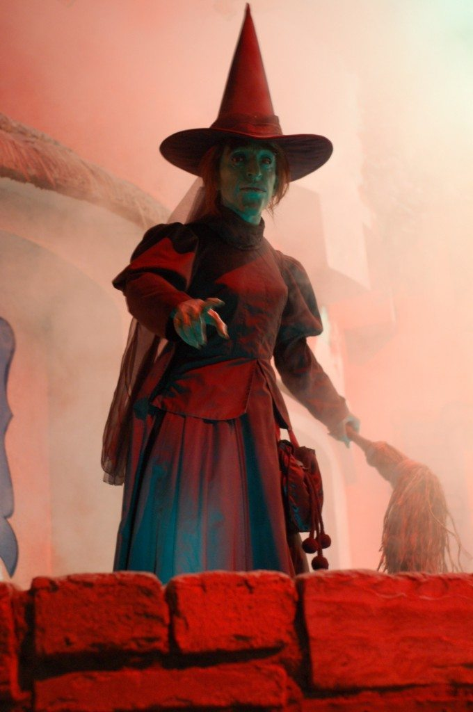 The Great Movie Ride - The Wicked Witch of the West