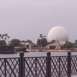 Spaceship Earth from World Showcase