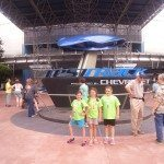 Outside Test Track