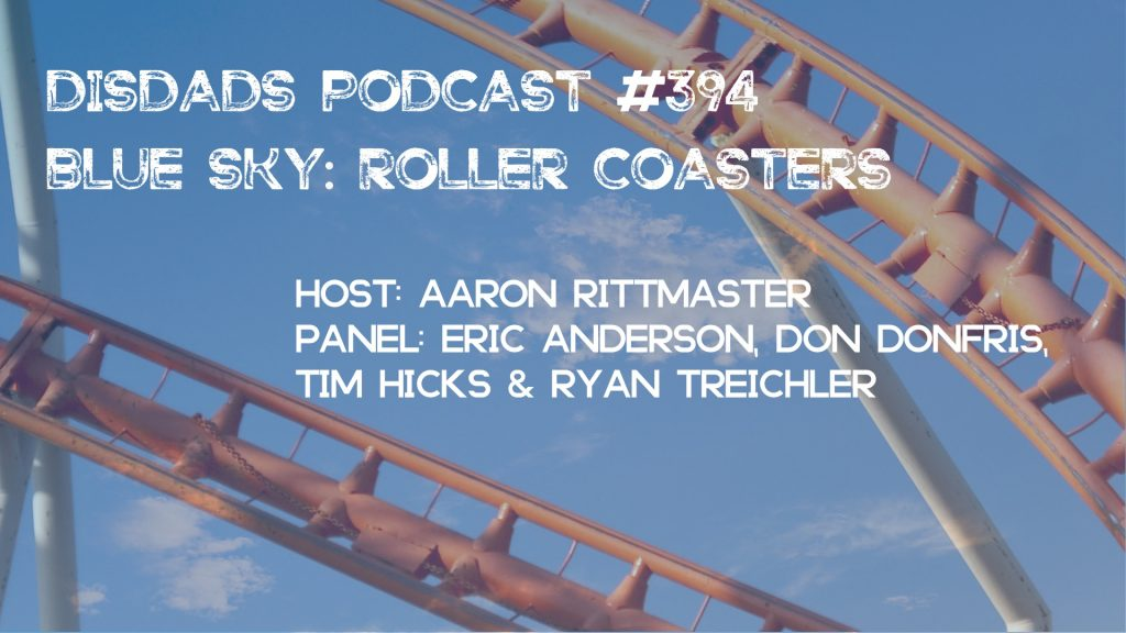Blue Sky: Roller Coasters - Episode 394
