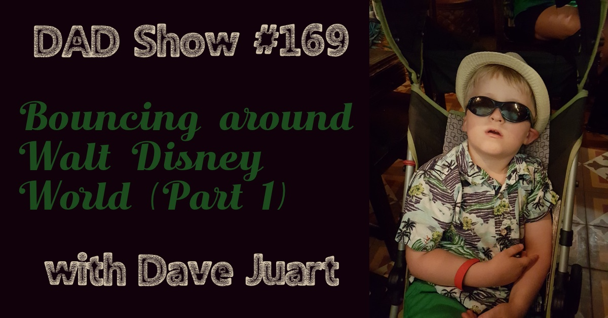 Bouncing around WDW Part 1, with Dave Juart