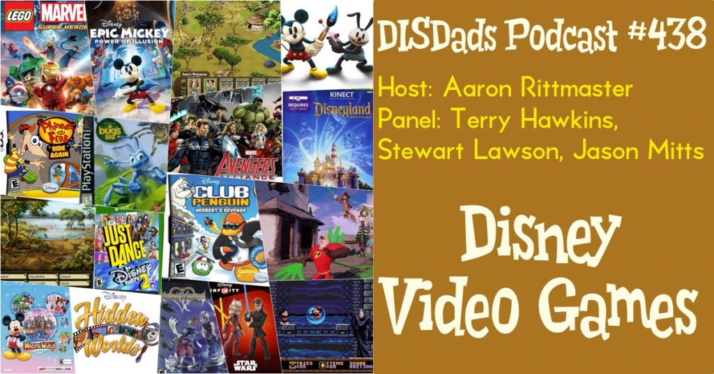 Disney Video Games - Episode 438