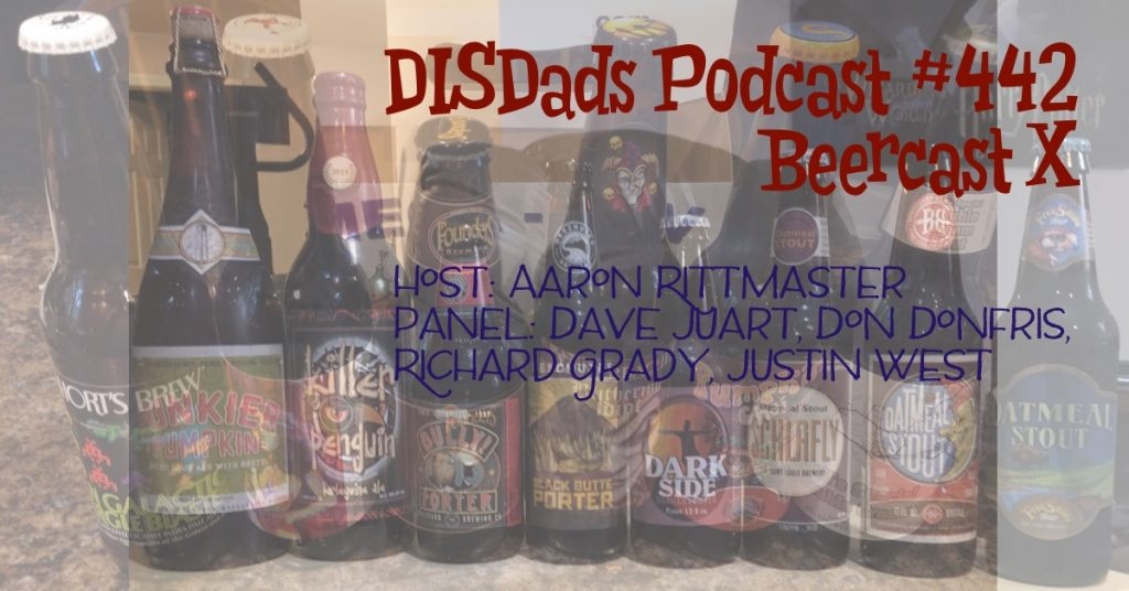 Beercast X: Winter Beers - Episode 442