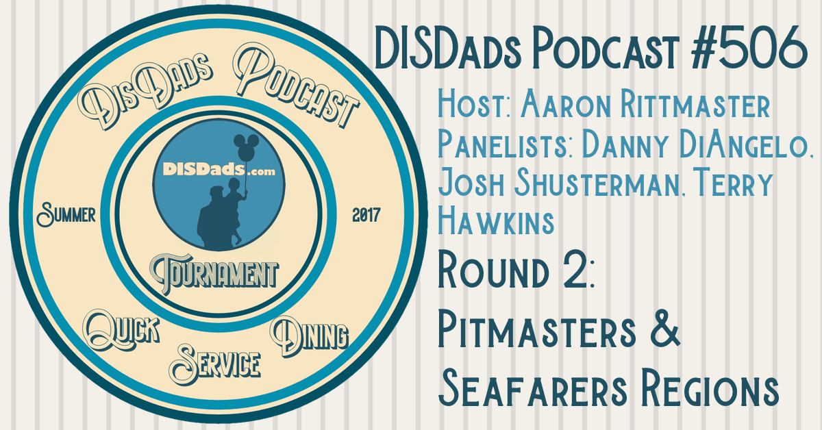 WDW QSD Tournament Round 2: Pitmasters & Seafarers Regions - Episode 506
