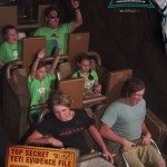 Expedition Everest Ride