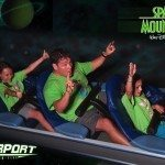 Space Mountain Ride Photo 2