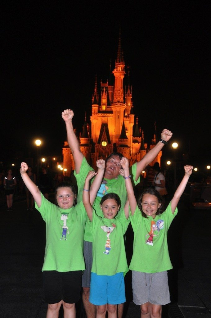 Magic Kingdom Victory