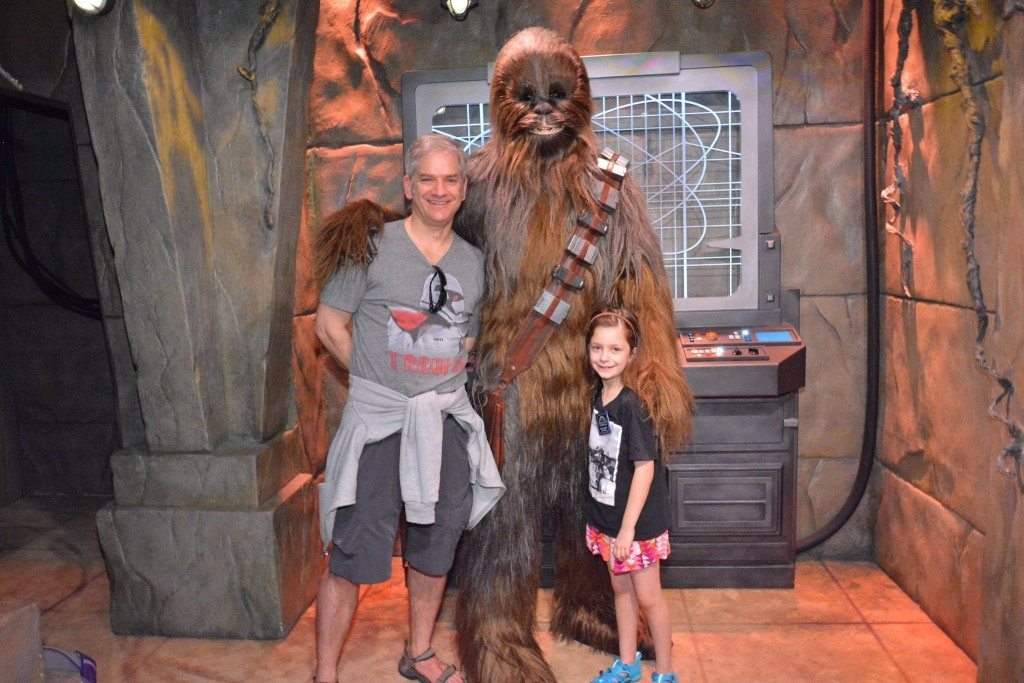 Chewbacca Meet & Greet