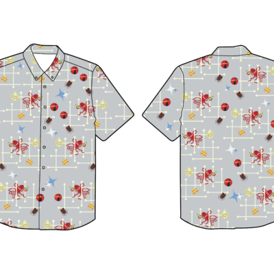 DisDads Hawaiian Shirt