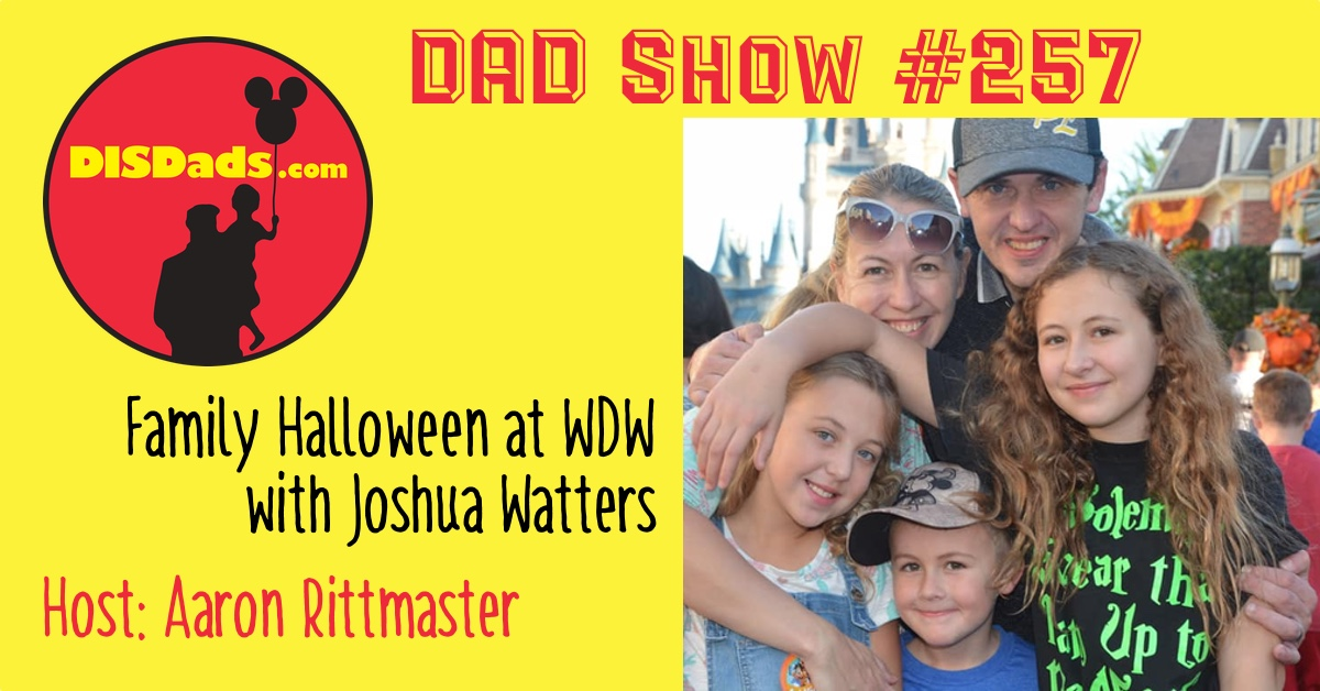DAD Show #257 with Joshua Watters