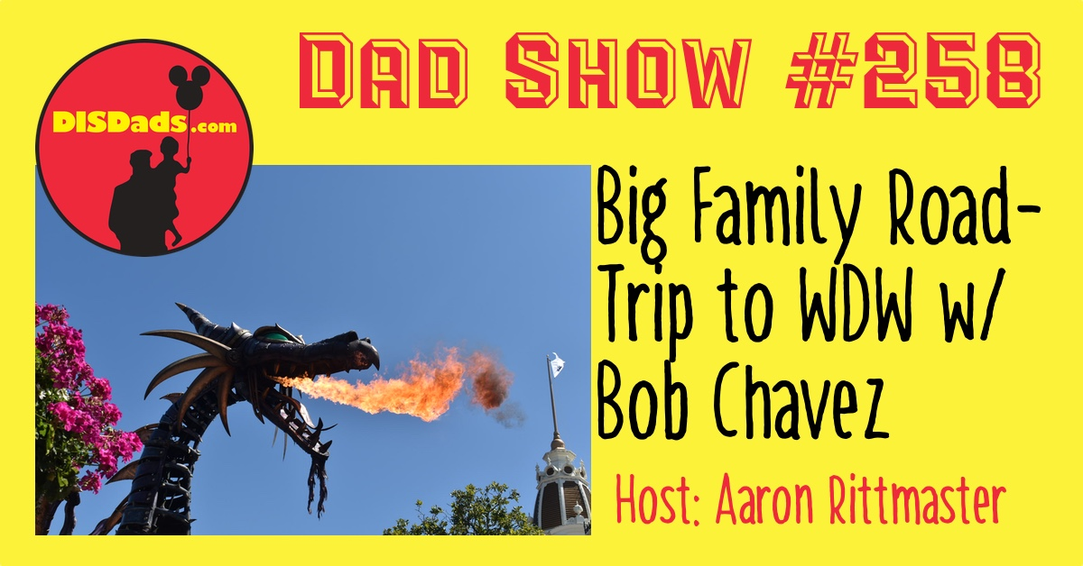 DAD Show #258 - Aaron Rittmaster talks with Bob Chavez
